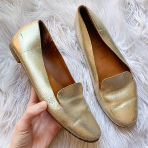Lefisdottir Anthropologie Velda Loafer Flats 39
